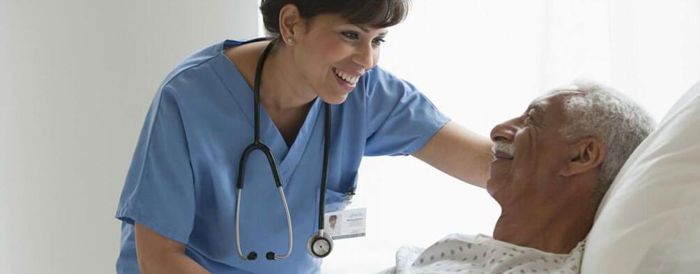 Serviço de acompanhante hospitalar